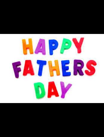 19th June is Father's Day in India