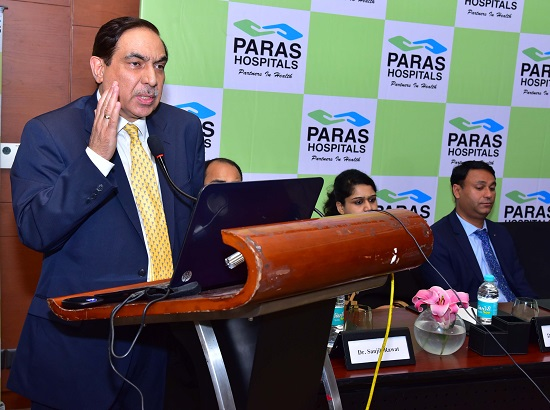 India Has Highest Number of Heart Ailment Patients in World: Dr Bali, Dr Rana