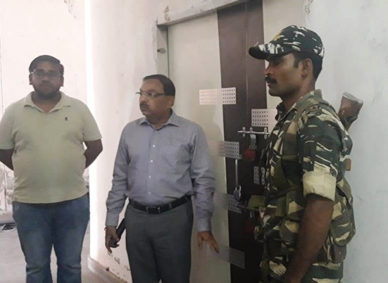 Three-tier security at Counting Center besides 24x7 CCTV Surveillance arrangements in Ferozepur