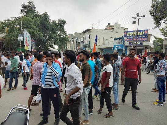 TV serial controversy : Peaceful Chetavani Rally organized in Ferozepur