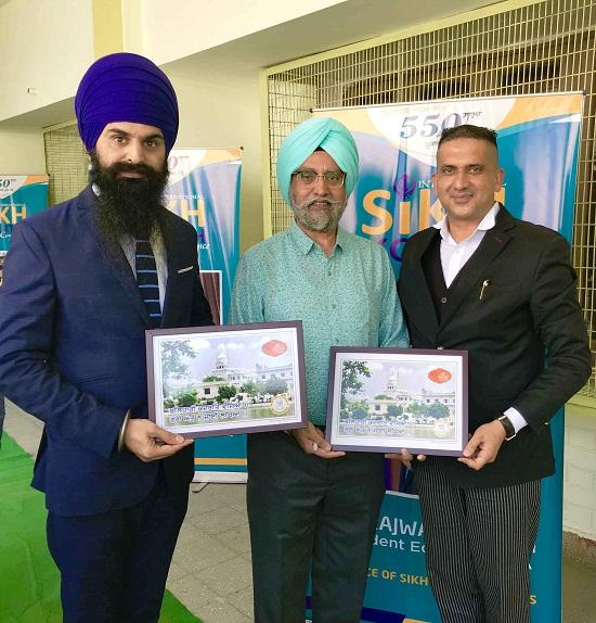 Image result for sikh gagan spain award winner