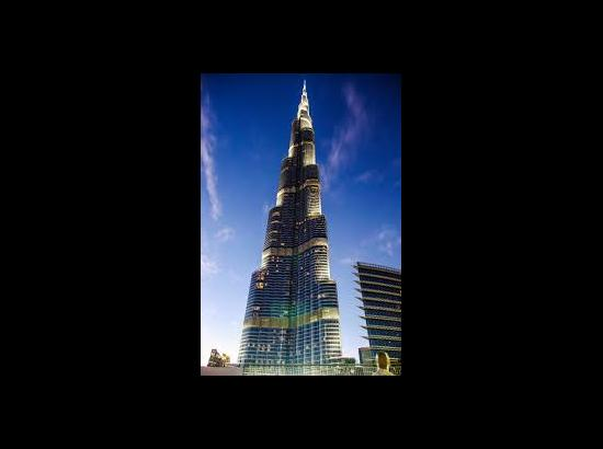 Tallest artificial structure in the world