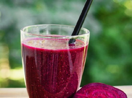 Drinking beetroot juice may promote healthy ageing