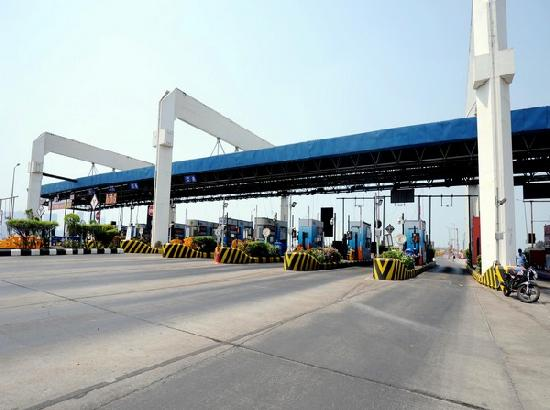 Govt temporarily suspends toll collection across India