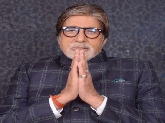 Amitabh Bachchan pens poem to express gratitude to fans