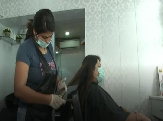 Lockdown 4.0: Salons, barber shops open in Ludhiana