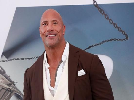 Dwayne Johnson becomes Instagram's highest-paid celebrity