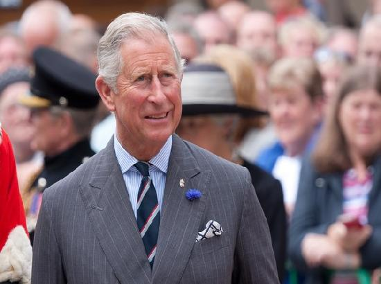 Prince Charles is out of self-isolation