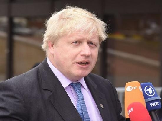 UK PM Boris Johnson tests positive for coronavirus