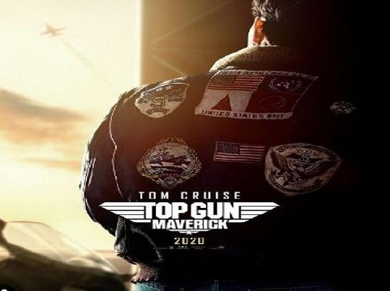 Release of Tom Cruise's 'Top Gun Maverick' pushed to December 2020