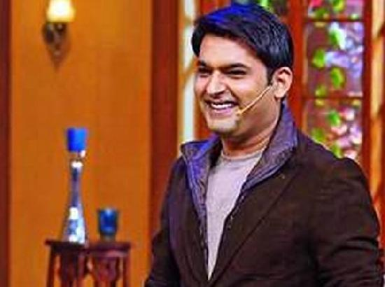 Comedian Kapil Sharma donates Rs 50 lakh to PM relief fund