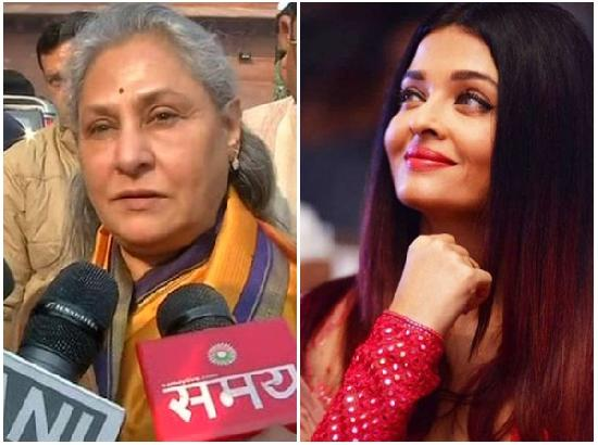 Jaya Bachchan, Aishwarya along with daughter test negative