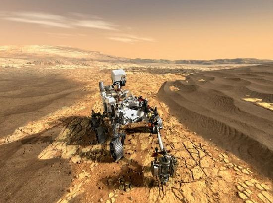 Study shows difficulty in finding evidence of life on Mars