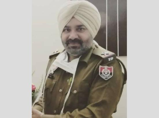 Patiala cop dies of COVID-19