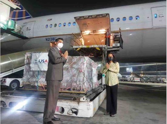COVID-19: India receives 1.25 lakh vials of Remdesivir from US