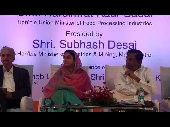 Union ministers interact with stakeholders from food processing, auto part sectors; discus