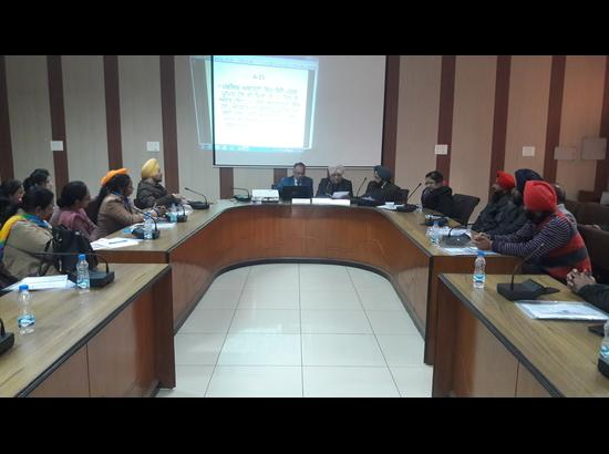 2-Day RTI Training for PIOs and APIOs of District Ludhiana concludes
