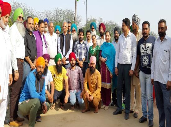 NGT representatives visit Ludhiana for paddy