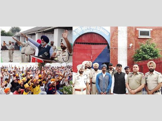 Two prisoners released from jail on Guru Nanak Dev's 550th Parkash Utsav, 34 prisoners b