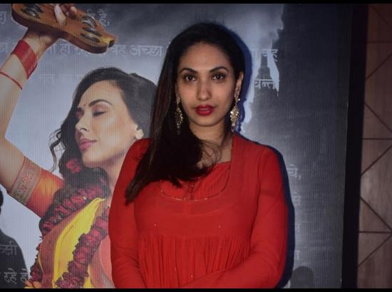 Prerna Arora - Poster launch of film