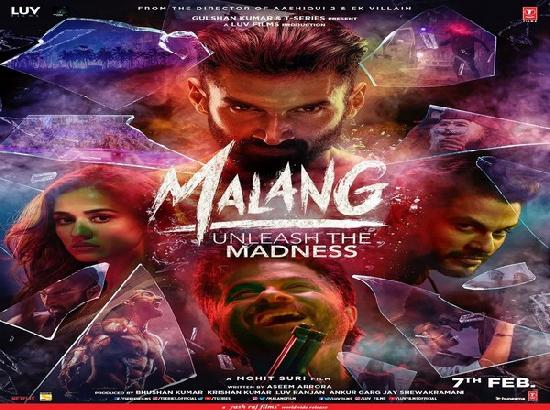 'Malang' mints Rs. 6.71 crore on day one, becomes highest opener for Aditya Roy Kapoor