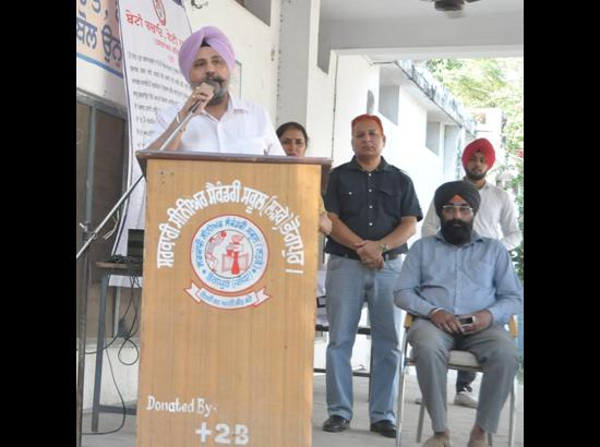 ADC bats for wiping out menace of gender prejudice from society