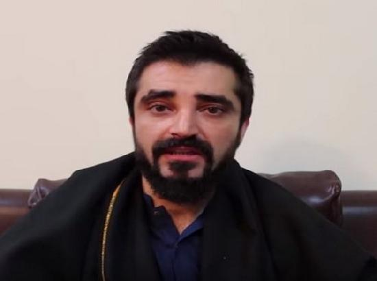 After Rabi Pirzada, Pak actor Hamza Ali Abbasi quits showbiz