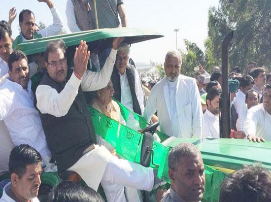 Abhay Chautala tenders resignation over farm laws, Speaker accept