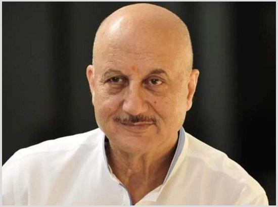 Anupam Kher to showcase play 'Kuch Bhi Ho Sakhta Hai' on his newly-launched website