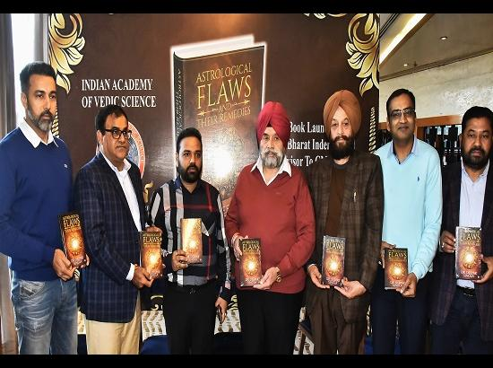 Advisor to CM Punjab releases Deepak Singla's 'Astrological Flaws and their Remedies'