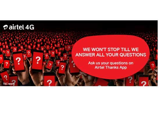 Airtel Promises to go the ExtraMile for its Customers