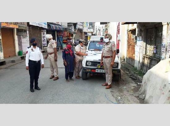 Mission Fateh: 5634 challaned for not wearing mask in Moga, Rs 15.60 lacs fine imposed