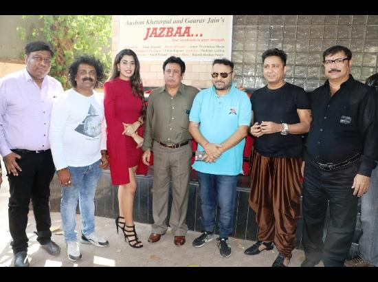 Film 'Jazba-Your Weakness is Your Strength', based on physically challenged crickete