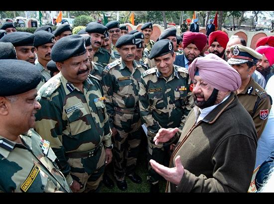 Capt. Amarinder welcomes Imran's announcement on IAF Pilot's release as Goodwill Gesture