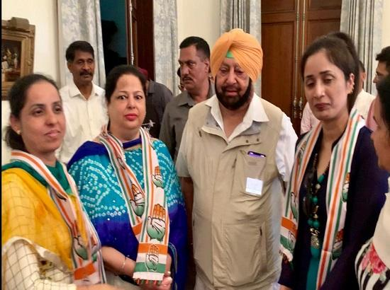 NPP Patiala District President joins Congress to strike blow to Dharamvir Gandhi