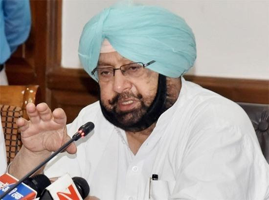 Capt Amarinder departs for 14-day Europe tour