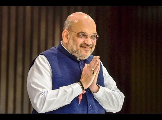 Amit Shah holds meeting with senior officials, takes stock of law and order situation in D
