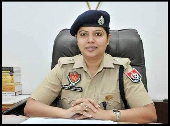Woman IPS Officer Who Is Emerging As Rising Star In Police Services