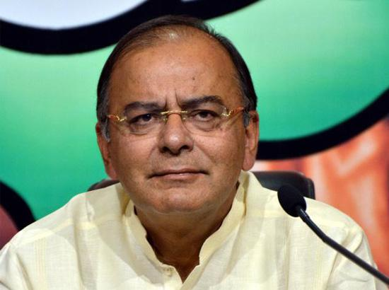 Government realised fiscal deficit targets: Jaitley