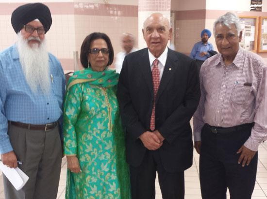 Prominent businessman, philanthropist Asa Singh Johal celebrates 95th birthday