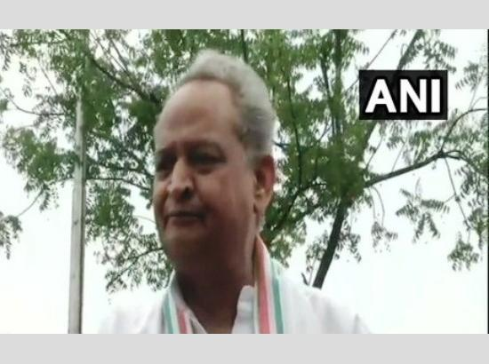 Rajasthan CM Ashok Gehlot tests positive for COVID-19