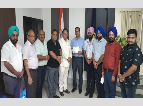 Association of CBSE Schools contributes Rs. 5 Lakh for Surjit Hockey Society