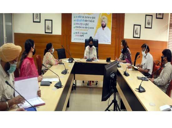 Mission Fateh: District witnesses considerable improvement in Mission Fateh volunteers' en