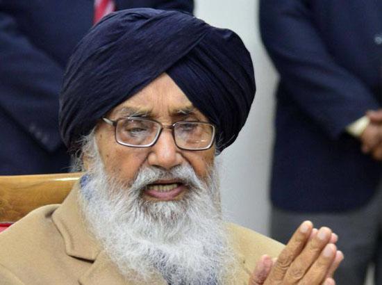Ban on rally: broad daylight murder of democracy: Badal, Sukhbir