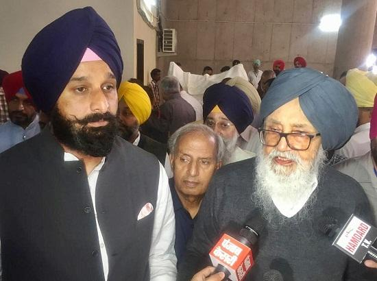 Badal calls for politics of compassion, secular to resolve conflicts