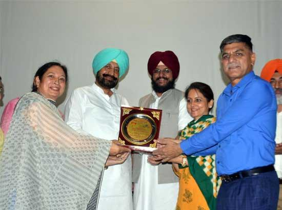 Punjab can be role model for others in population control: Balbir Sidhu