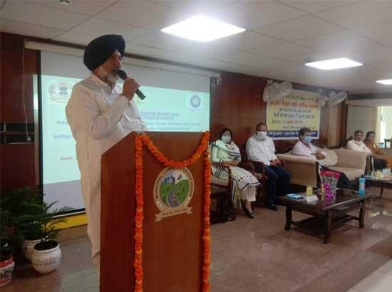 Ensure Cleanliness, Keep Corona out: Balbir Singh Sidhu