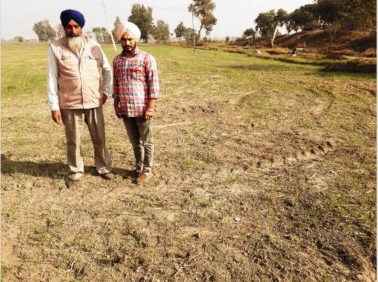Border village farmer shows way by putting an end to stubble burning