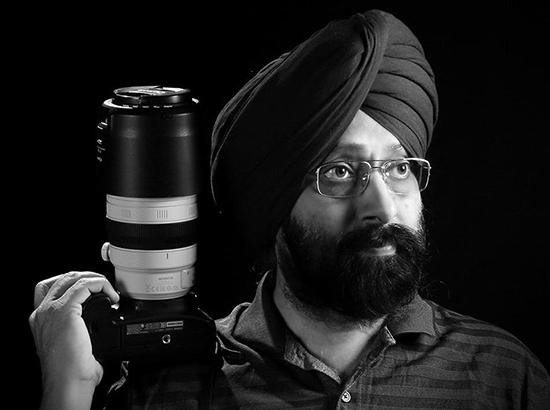 Rare international feat by Punjabi Amateur Photographer, wins Gold Medal at CAMARENA Academy