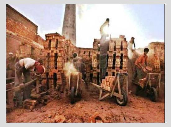 Brick kilns & industrial units allowed to operate on conditions of providing adequate prov